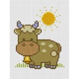 สินค้างานฝีมือ-ครอสติสลายวัว