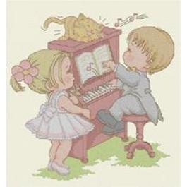 สินค้างานฝีมือ-ครอสติสลายเรามาร้องเพลงกัน
