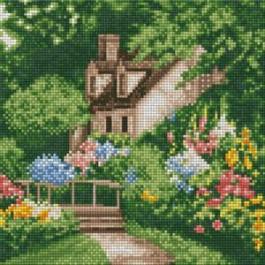 สินค้างานฝีมือ-ครอสติสลายบ้านดงดอกไม้