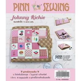 สินค้างานฝีมือ-ชุดคิทควิลท์ งานเย็บกระเป๋าสตางค์ Johny Richie Quilt