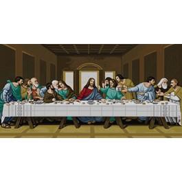 สินค้างานฝีมือ-ครอสติสลาย The Last Supper
