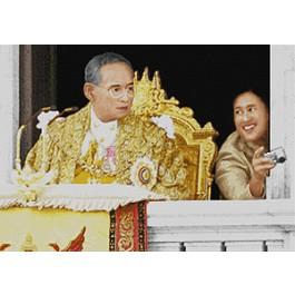 สินค้างานฝีมือ-ครอสติสลายพระมิ่งขวัญของชาวไทย