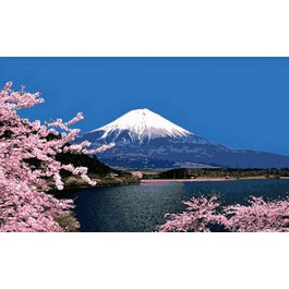 สินค้างานฝีมือ-ครอสติสลายภูเขาไฟฟูจิ