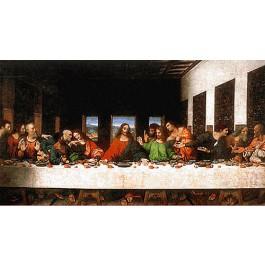 สินค้างานฝีมือ-ครอสติสลายThe Last Supper (เล็ก)