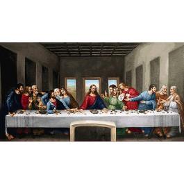 สินค้างานฝีมือ-ครอสติสลายThe Last Supper (ใหญ่)