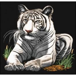 สินค้างานฝีมือ-ครอสติสลายเสือขาว I