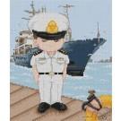 สินค้างานฝีมือ-ครอสติสลายทหารเรือ