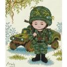 สินค้างานฝีมือ-ครอสติสลายทหารบก