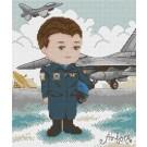 สินค้างานฝีมือ-ครอสติสลายทหารอากาศ