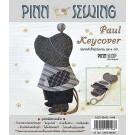 สินค้างานฝีมือ-ชุดคิทควิลท์ ชุดคิทควิลท์ งานเย็บที่เก็บกุญแจ Paul Keycover