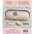 สินค้างานฝีมือ-ชุดคิทควิลท์ งานเย็บกระเป๋า Enjoy Feeding Case Quilt