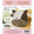 สินค้างานฝีมือ-ชุดคิทควิลท์ งานเย็บกระเป๋า Moo Moo Senior Quilt