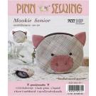 สินค้างานฝีมือ-ชุดคิทควิลท์ ชุดคิทควิลท์ งานเย็บกระเป๋า Mookie senior