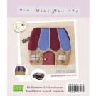 สินค้างานฝีมือ-ชุดคิทควิลท์ งานเย็บกระเป๋า Mini Hut Quilt