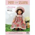 สินค้างานฝีมือ-ชุดคิทควิลท์ งานเย็บตุ๊กตา Ami jung Quilt