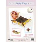 สินค้างานฝีมือ-ชุดคิทควิลท์ ชุดคิทควิลท์ งานเย็บถาดผ้า Softy Tray