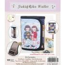 สินค้างานฝีมือ-ชุดคิทงานควิลท์ ชุดคิทควิลท์ งานเย็บกระเป๋าสตางค์ Yuki&Riko Wallet