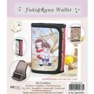 สินค้างานฝีมือ-ชุดคิทงานควิลท์ ชุดคิทควิลท์ งานเย็บกระเป๋าสตางค์ Yuki&Ryuu Wallet