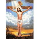 สินค้างานฝีมือ-ครอสติสลายพระเยซู (ใหญ่)