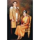 สินค้างานฝีมือ-ครอสติสลายล้นเกล้าฯ เผ่าไทย