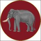 สินค้างานฝีมือ-ครอสติสลายช้าง
