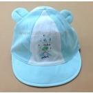 หมวกแก๊บเด็กอ่อน ลายร่มสีฟ้า ยี่ห้อ Enfant