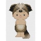 สินค้างานฝีมือ-ครอสติสลายปีจอสุนัข (จูเนียร์)