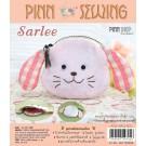 สินค้างานฝีมือ-ชุดคิทควิลท์ งานเย็บกระเป๋า Sarlee (สุนัข) Quilt