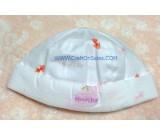 หมวกเด็กอ่อนแบบสวม ลายปลาทอง สำหรับเด็ก 3 เดือน ยี่ห้อ absorba