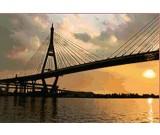 สินค้างานฝีมือ-ครอสติสลายสะพานพระราม 8