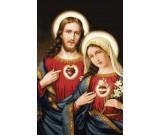 สินค้างานฝีมือ-ครอสติสลายพระเยซู-พระแม่มาเรีย